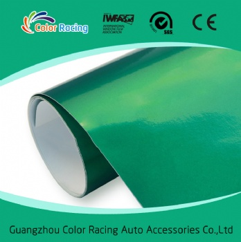 1.52x20m High Quality Glossy Candy Color Car Wrap