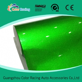 New Product Super Shiny High Glossy Pearl Metallic Sticker For Car Vinyl