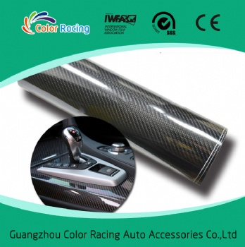 pvc sheets black carbon sticker auto car wrap film auto black carbon fiber vinyl