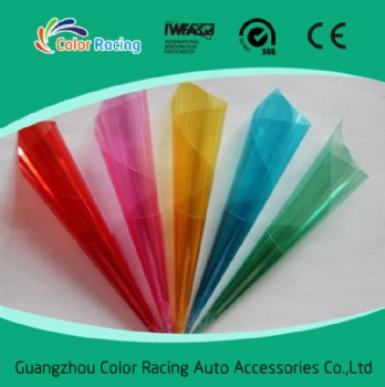ColorRacing colorful decorative glass film