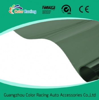 8 years warranty dyed nano ceramic coating film car window tint film