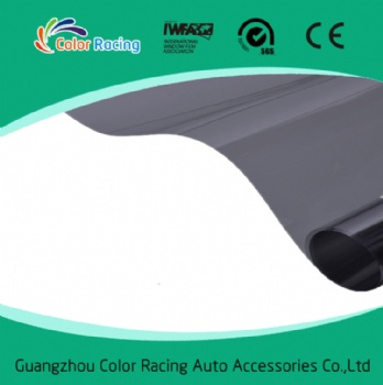 High quality color stable car window ir film 5%-70% Auto deep dyed film