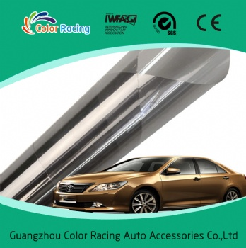 Energy-Saving Nano Ceramic Dyed Car Window Film ,Window Solar Film For Auto Window