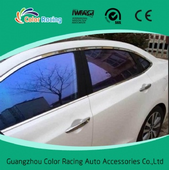 1.52x30m rolls blue to purple chameleon car tinting film for car