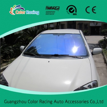 Korea quality car solar window tint film chameleon