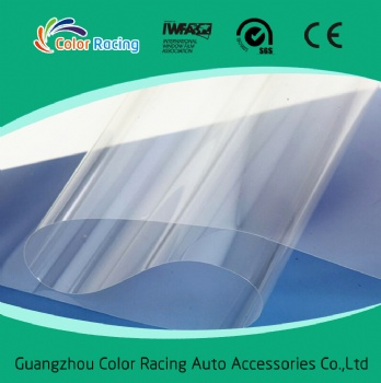 1.52x30m Anti smashing clear safety film 2mil thickness