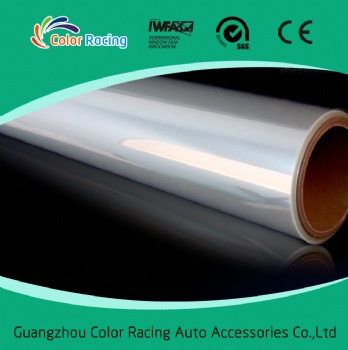 1.52x30m Anti smashing clear safety film 4mil thickness