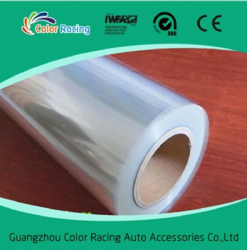 High quality 12mil 1.52x300m anti smashing clear safety film