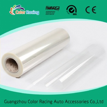 Factory direct sell anti smashing clear safety film 2mil thickness
